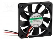 MB60101V3-000U-A99 DC Вентилятор 12VDC 60X60X10MM