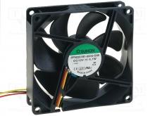 MB60151V2-000U-A99 DC Вентилятор 60X15MM 12VDC