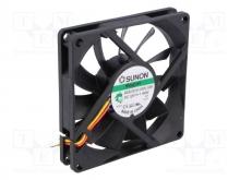 ME80151V1-000U-F99 DC Вентилятор 80X15MM 12VDC