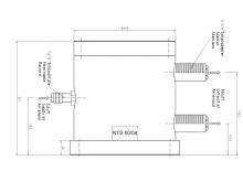 NTS 50/04 Пневматический вибратор