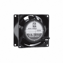 OA80AP-11/22-1WB Осевой вентилятор 80X38MM 115/230VAC