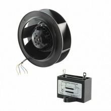 OAB190-11-1 Вентилятор 190X70 115V W/CAP