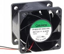 PF40281B3-000U-A99 DC Вентилятор 40X28MM 12VDC