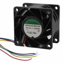 PF60381B1-000U-A99 DC Вентилятор 60X38MM 12VDC