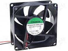 PF80321B2-000U-A99 DC Вентилятор 80X32MM 12VDC