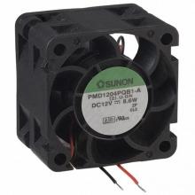 PMD1204PQB1-A.(2).U.GN DC Вентилятор 40X28MM 12VDC