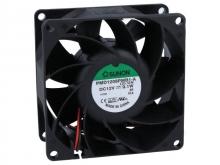 PMD1208PMB1-A (2).GN.IP55 DC Вентилятор 80X38MM 12VDC
