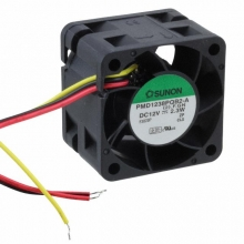 PMD1238PQB2-A(2).F.GN DC Вентилятор 38X28MM 12VDC