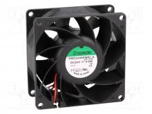 PMD2408PMB3-A (2).GN.IP55 DC Вентилятор 80X38MM 24VDC