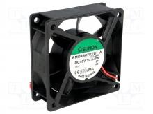 PMD4807PTV1-A.GN DC Вентилятор 70X25MM 48VDC