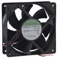 PMD4812PMB2-A.(2).GN DC Вентилятор 120X38MM 48VDC