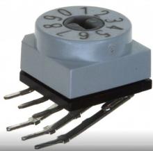 DHN04TV | APEM | DIP-переключатели APEM