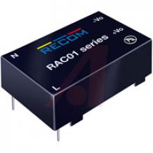RAC02-05SC  | RECOM | Источник питания (AC-DC)