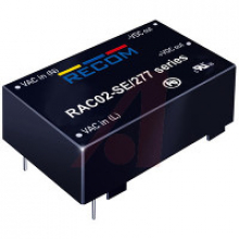 RAC02-05SE/277  | RECOM | Источник питания (AC-DC)
