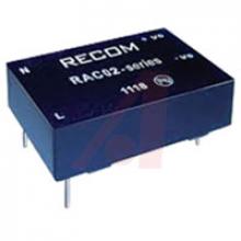 RAC02-12SC  | RECOM | Источник питания (AC-DC)