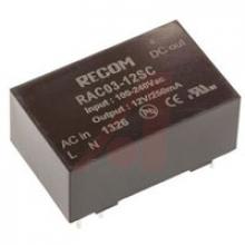 RAC03-12SC  | RECOM | Источник питания (AC-DC)