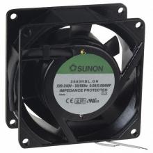 SF23080A-2083HSL.GN AC Вентилятор 80X38MM 220-240VAC