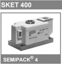SKET400/14E Тиристорный модуль SKET