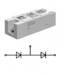 SKKD 162/16 | Semikron Тиристорный модуль SKKD