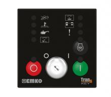Trans-KEY | EMKO | Блок ручного и дистанционного запуска с ключом-переключателем