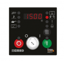 Trans-KEY.DISP | EMKO | Блок ручного и дистанционного запуска с ключом