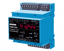 FR1000 | ZIEHL Реле (арт. U226135) input 20-200/80-440V, no analog output