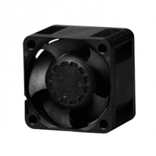 VF40281B1-000U-A9H DC Вентилятор 12VDC, 2BALL, 25.6 CFM, AUTO RES