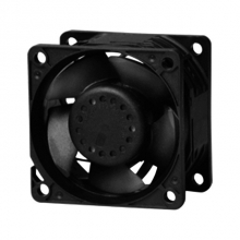 VF60381B1-000U-A9H DC Вентилятор 12VDC, 2BALL, 54.1 CFM, AUTO RES