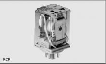 RCP11003110VDC промышленное реле   - DC standard Coils 1,5W - 3x10A Change over contact