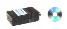 RS232/USB-SPI Конвертер