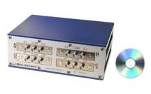 USB-4SPDT-A18 USB RF-SPDT коммутатор